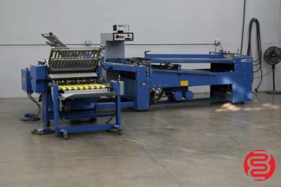 MBO B26 Continuous Feed Paper Folder w/ 8 Page Unit, and Mobile Delivery - 070920082640