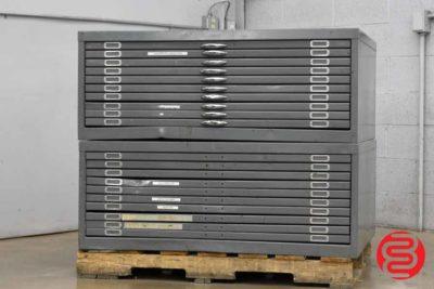 Flat Filing Cabinet - 070920123920