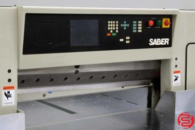 Saber S115 Programmable Double Pull Paper Cutter - 071520115820