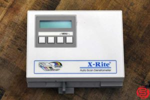 X-Rite DTP32 Auto Scan Densitometer - 071520123750
