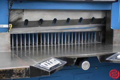 "Challenge 420 TCM Programmable Hydraulic 42"" Paper Cutter w/ MicroCut - 071520022440"