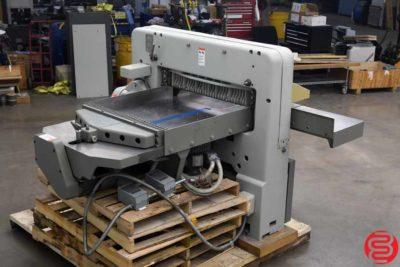 Polar 92 EMC Programmable Paper Cutter - 071620100105