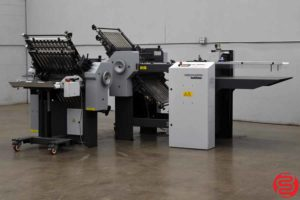 Stahl B20 Pile Feed Paper Folder - 071620122650