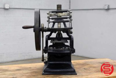S.B. Feuerstein & Co The Automatic Printing Press - 071720091930
