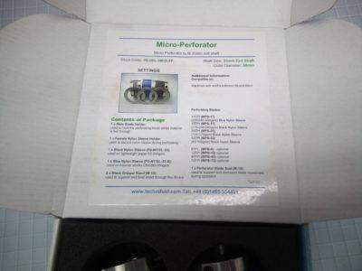 Micro-Perforator 35mm