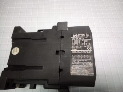 Moeller Auxiliary Contact Block