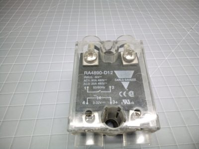 GBC Pro-Tech F160 Solid State Relay - P02-00023