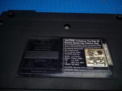 Innovolt Surge Protector CV-TFB-2411 - P02-000055