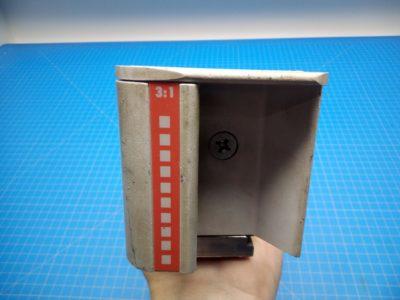 GBC RA00937E 3:1 Square Paper Punch Die - P02-000071