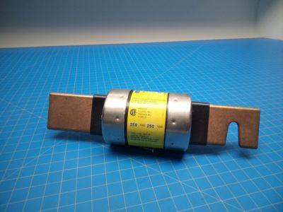 Low-Peak Time Delay Fuse LPN-RK-2225SP 250VAC - P02-000072