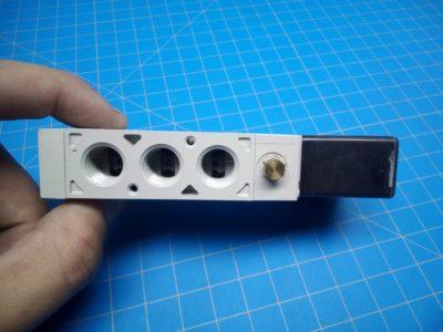 Numatics Solenoid Valve L1BA452O000030 - P02-000086