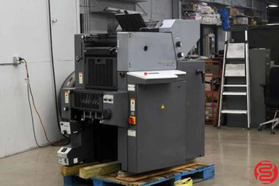 2000 Heidelberg Printmaster QM 46-2 Two-Color Printing Press - 083120080620