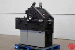 AB Dick 9970 Offset Printing Press - 083120091510
