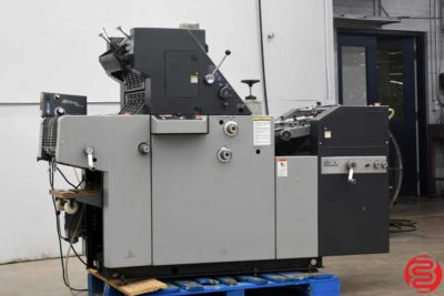 AB Dick 9980 Single Color Offset Press - 083120010200