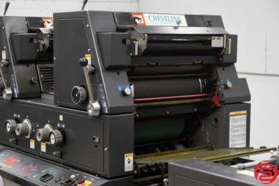 AB Dick Ryobi 9985 Offset Printing Press - 082120031300