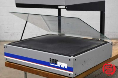 Amergraph V28-VMS 1200 Vertical Mercury Printer - 072020112410