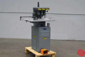 Challenge EH-3A Three Spindle Hydraulic Paper Drill - 082820110140