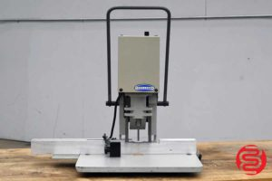 Challenge JO Tabletop Single Spindle Paper Drill - 072020110510