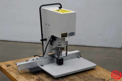 Challenge JO Tabletop Single Spindle Paper Drill - 081920074820