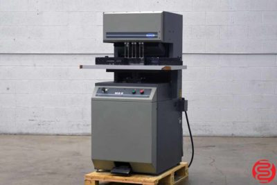 Challenge MS-5 Five Spindle Hydraulic Paper Drill - 082920103830