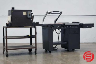 Eastey 16 x 22 Shrink Wrap System w/ Magnetic Lockdown and Power Takeaway - 072220093110
