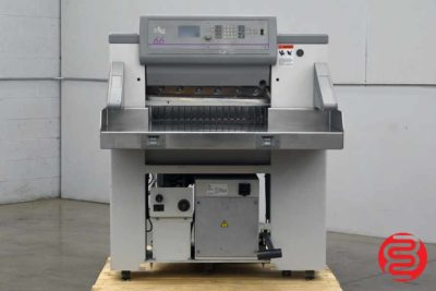 "1997 Baumcut Model 66 26.4"" Programmable Paper Cutter w/ Safety Lights - 072320110050"