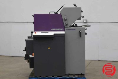 1998 Heidelberg Quickmaster QM 46-2 Two Color Printing Press - 072520073730