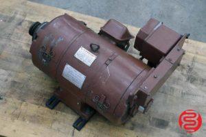 A-S Motor Three Phase Shunt Commutator Motor - 080420104010