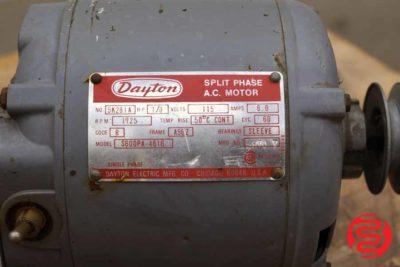 Dayton S60DPA Split Phase A.C. Motor