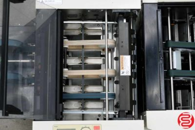 Duplo DBM-120 Booklet Maker w/ Trimmer - 082120014750