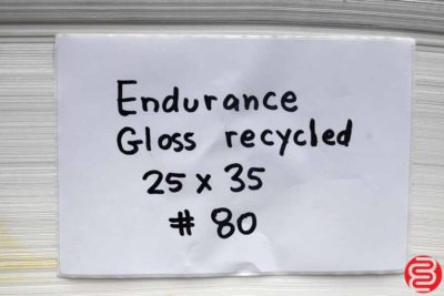 Endurance Recycled Gloss Assorted Paper - 081820075750