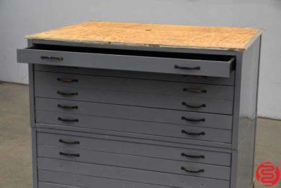 Flat Filing Cabinet - 082520014730