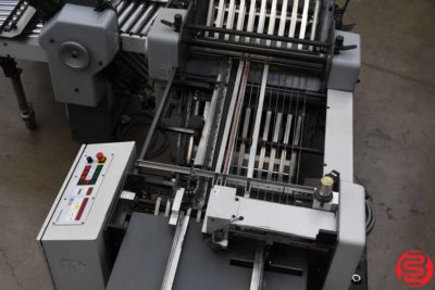 Heidelberg Stahlfolder B20 Paper Folder - 082020103140