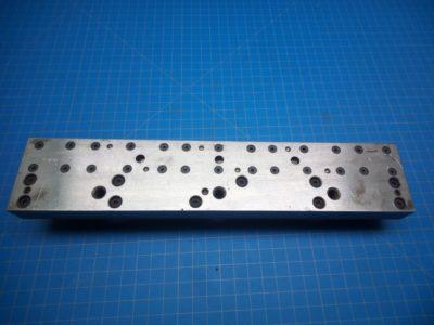 GBC / Sickinger 3 Hole Paper Punch Die - P02-000112