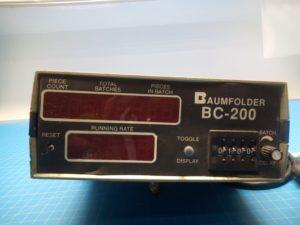 BaumFolder BC-200 31533 - P02-000116