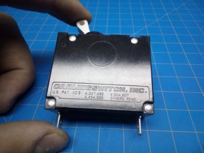 Switch AA1-B0-24-425-181-C - P02-000142