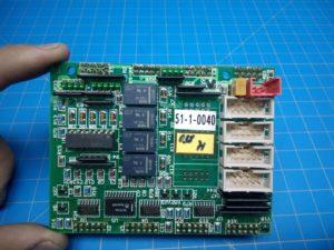 Circuit Board WS-10-9-144 - P02-000146