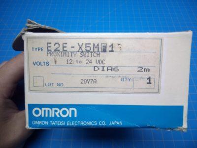 Omron Proximity Switch E2E-X5MF1 - P02-000148