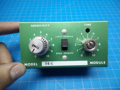 Banner Photoelectric Amplifier B4-6 – P02-000163