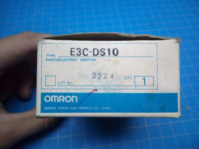 Omron Photoelectric Switch E3C-DS10 - P02-000165