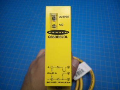 Banner Q85BB62DL - P02-000228