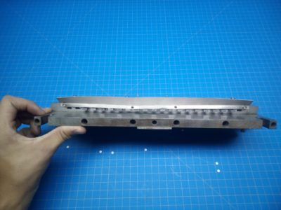 GBC AP-2 Ultra 2:1 Rectangle Die - P02-000232