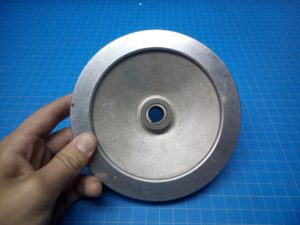 Hand Wheel 15mm - P02-000239