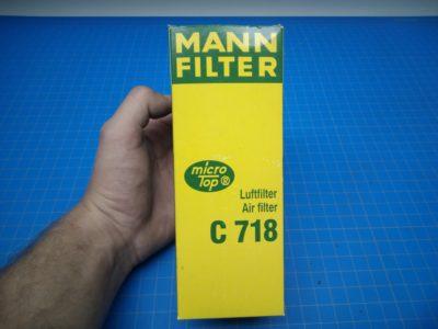 Mann Filter C718 - P02-000246