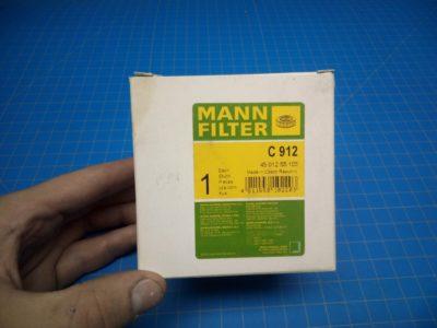 Mann Filter C912 - P02-000255