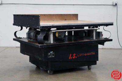 IS LOM4258L Large Format Paper Jogger - 081920111910