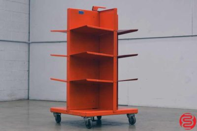 Kansa Quadracart Bindery Paper Cart - 081220095000
