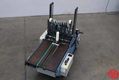 MBO SAP 46L Vertical Stacker Delivery - 082520030340