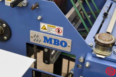 MBO SAP 46L Vertical Stacker Delivery - 082520033410