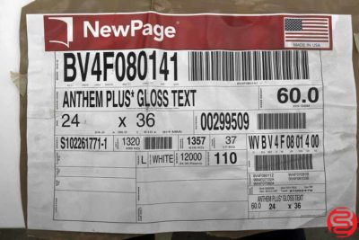 New Page Anthem Plus Gloss Text Assorted Paper - 081820082020